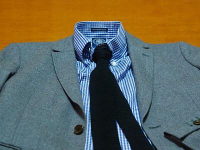 スーツのサイズの選び方と補正の方法