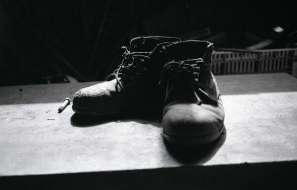 ワークマンの980円安全靴